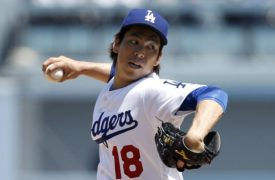 NLCS News: Kenta Maeda to Start Game 1, Clayton Kershaw on Track for Game 2