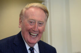 Dodgers Credits: President Obama Honors Vin Scully, Ian Kinsler Rumors, and More
