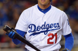 Dodgers News: Trayce Thompson Demoted for Rich Hill's Return