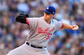 Dodgers News: Alex Wood Will Be Staying in L.A.'s Rotation