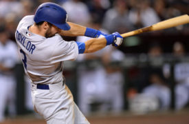 Dodgers News: Chris Taylor Gearing Up for Outfield Appearances