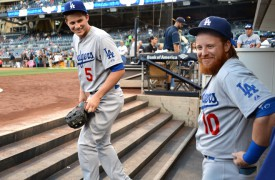 Dodgers News: Corey Seager, Justin Turner Not in Lineup Tonight