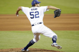 Dodgers News: Padres Considering Lower Offers for Brad Hand