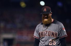 Dodgers News: Archie Bradley Not a Fan of Blue in Stands