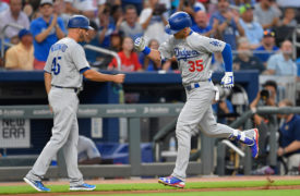 WATCH: Cody Bellinger Smacks 29th Home Run of the Year