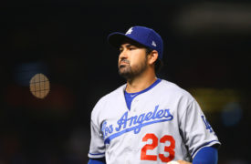 Dodgers' Adrian Gonzalez On The Injury And The Plan Moving Forward