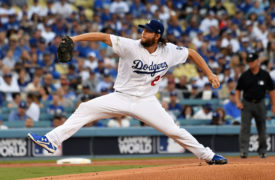 Dodgers Set World Series Pitching Rotation, Optimistic About Corey Seager's Return