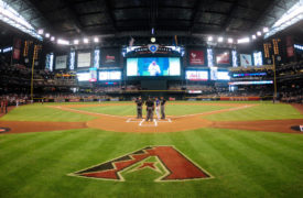 Dodgers' Dave Roberts Says Team Will Not Have A Pool Party At Chase Field