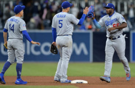 Game Recap: Dodgers Dominate Early in San Diego