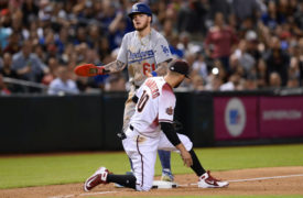 The Dodgers Defeat Arizona for a Much Needed Win