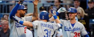 Ross Stripling Dominant As Dodgers Blank Pirates