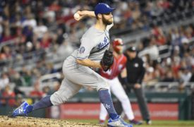 The Dodgers Could Be Without Tony Cingrani For A While