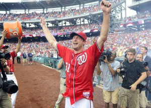 Max Scherzer: 'I Want To Pitch Against Colorado In An Elimination Game'
