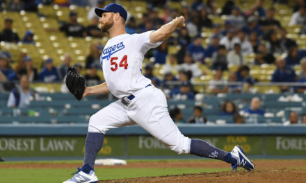 Dodgers Agree To Contract With Tony Cingrani