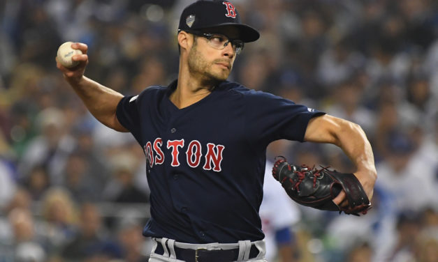 Dodgers To Sign Joe Kelly