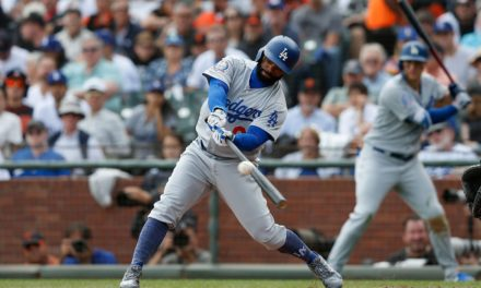 Andrew Toles Is Mysteriously Absent From Dodgers Camp
