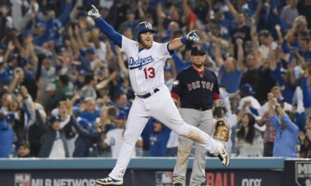 Max Muncy's Dodgers Legend Grows With A Mural