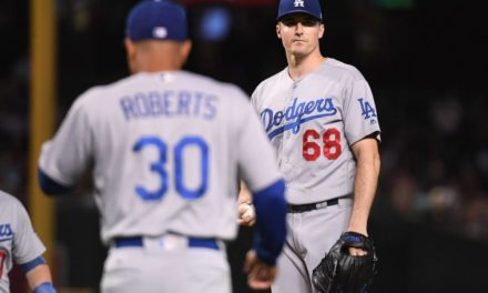 Dodgers: Ross Stripling Talks Moving to Bullpen, Roberts Provides Dylan Floro Update