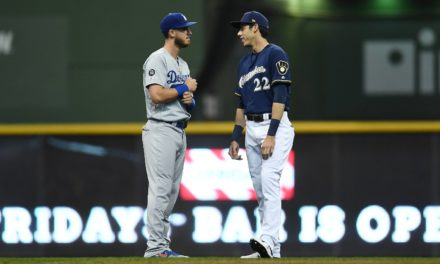 Dodgers: Christian Yelich Talks About Cody Bellinger's Hot Start