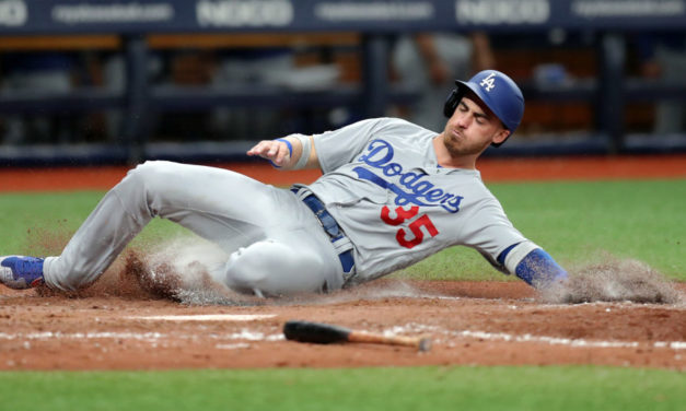 Dodgers: Cody Bellinger Talks About The Pursuit of .400 On Dan Patrick Show