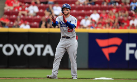 Dodgers' News: Verdugo Held Out With Back Soreness