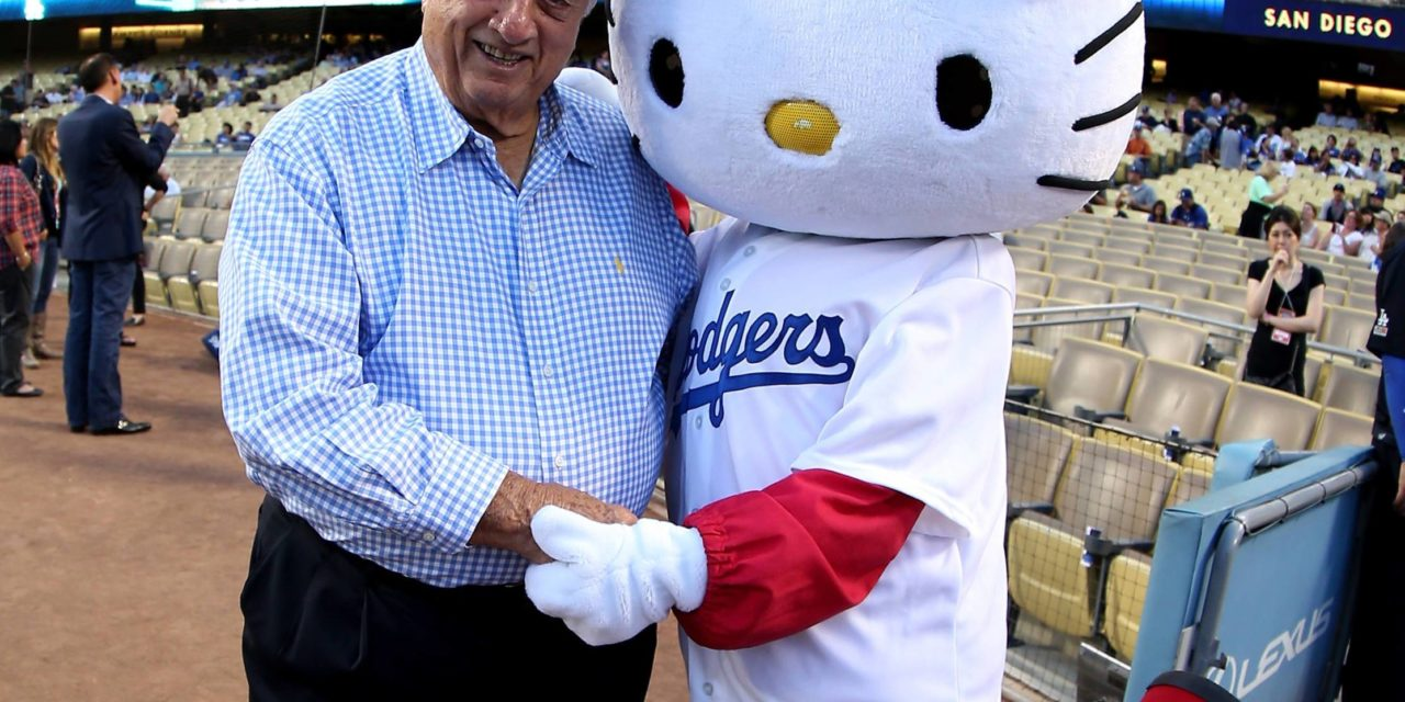 Dodgers Giveaways: Hello Kitty Night 2019 Announced at Dodger Stadium