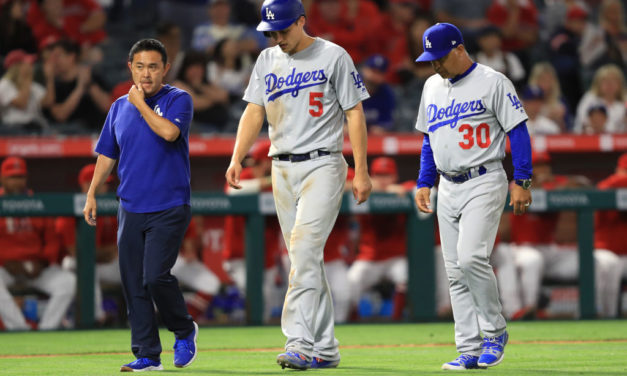 Dodgers: Corey Seager Placed on IL, Matt Beaty Activated