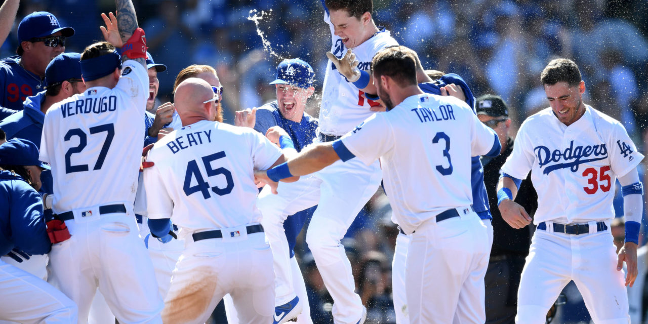 Dodgers: Will Smith Extends History with Home Run