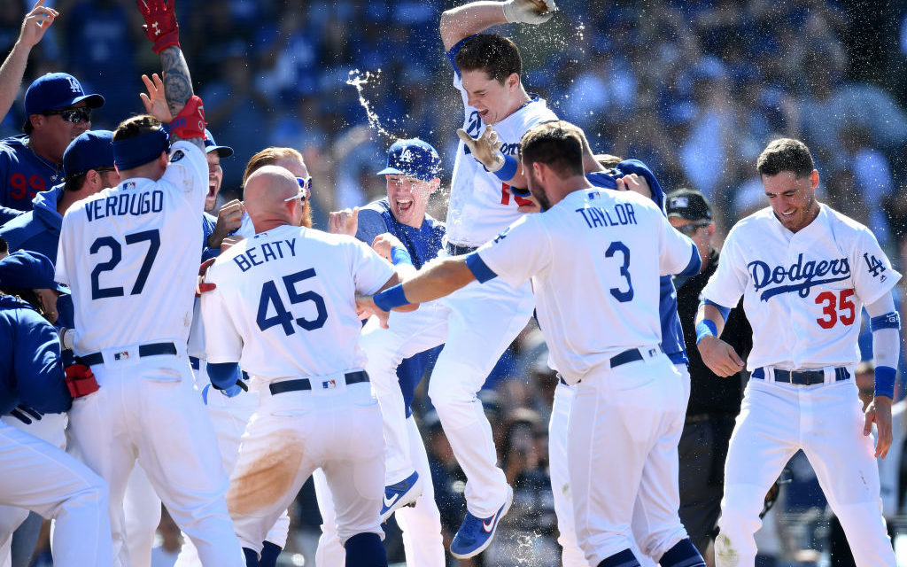 Dodgers News: Will Smith Talks About Record-Setting Walk-Off Home Run