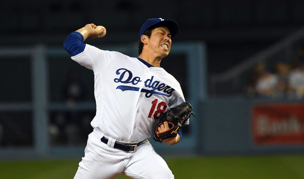 Dodgers: The Pitch That Keys Kenta Maeda's Prolonged Success