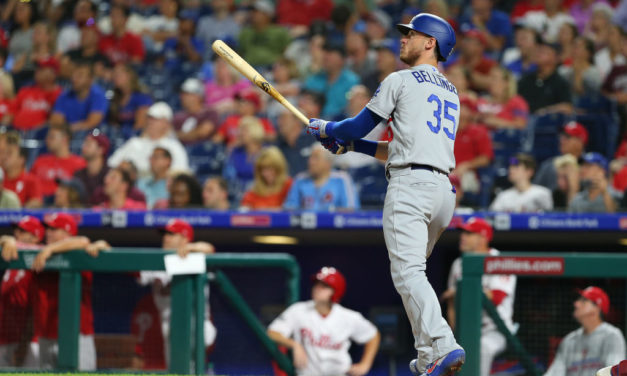 Dodgers History Achieved By Cody Bellinger With Multi-HR Game in Philadelphia