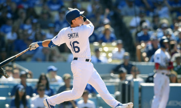 Dodgers: Prospect Will Smith Leaves Triple-A Game with Wrist Injury