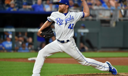Dodgers Reportedly Appear to be Frontrunners for Royals' Jake Diekman