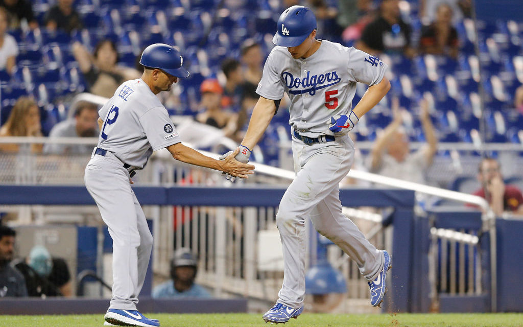 Dodgers Set Franchise Record for Home Runs in a Three-Game Series