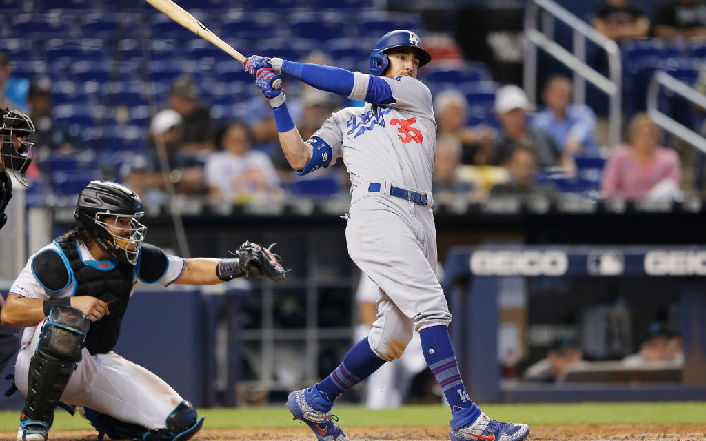 Dodgers History Set With Cody Bellinger's 40th Home Run Blast